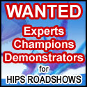Wanted Experts Champions Demonstrators